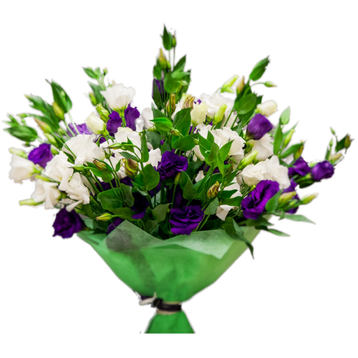 Букет Эустома, Bouquet Of Eustoma