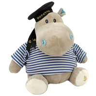 Hippopotamus sailor