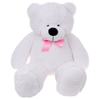 Theodore white Teddy bear