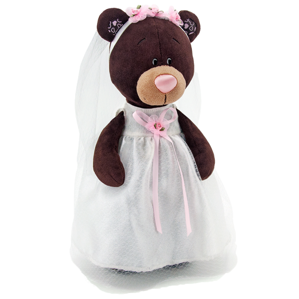 Bear milk bride